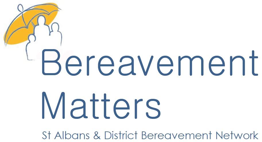 Bereavement Matters logo