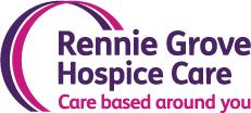 Logo Ian Rennige Grove Hospice Care