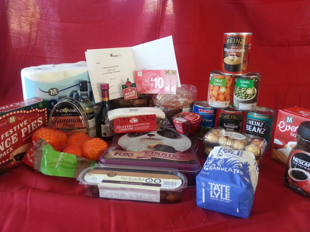 Christmas Hampers 2014q